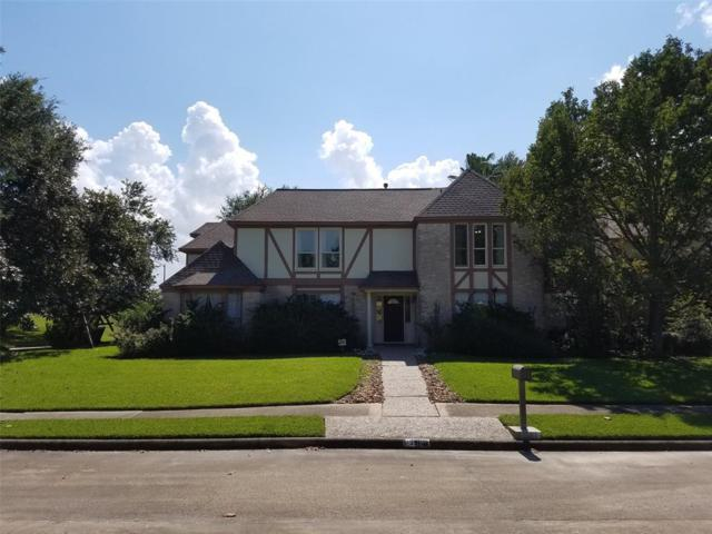 3910 Larkfield Court, Houston, TX 77059 (MLS #84464686) :: The Johnson Team