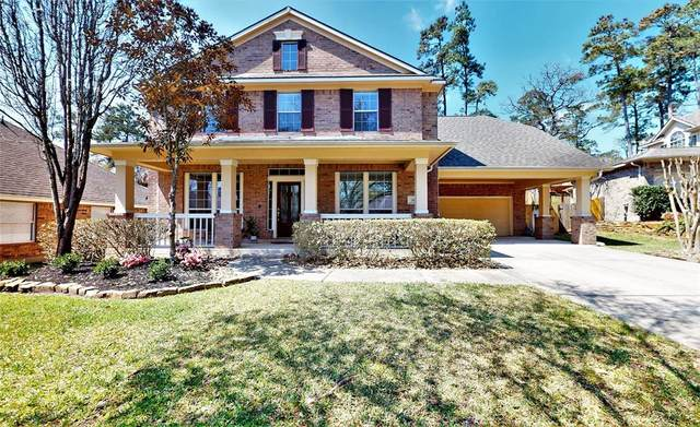 111 N Concord Valley Circle, The Woodlands, TX 77382 (MLS #84465637) :: The Sansone Group