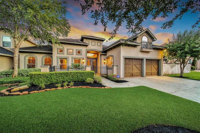 7515 Ikes Pond Drive, Spring, TX 77389 (MLS #8448873) :: The Sansone Group