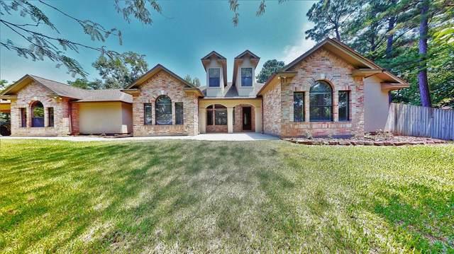 11421 Lake Oak Drive, Montgomery, TX 77356 (#84496631) :: ORO Realty