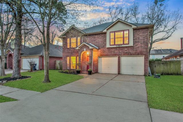 13843 Dentwood Drive, Houston, TX 77014 (MLS #84510486) :: Keller Williams Realty
