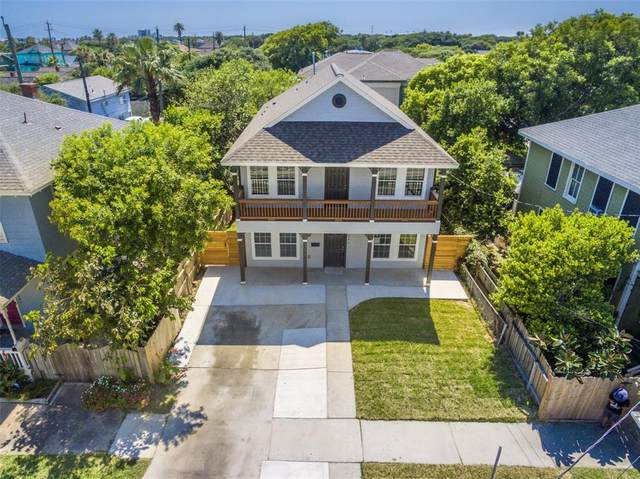 2205 30th Street, Galveston, TX 77550 (MLS #84517303) :: The SOLD by George Team