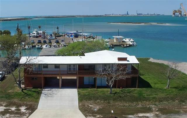 473 Woodhaven Drive, Ingleside on the Bay, TX 78362 (MLS #8454793) :: Lisa Marie Group | RE/MAX Grand