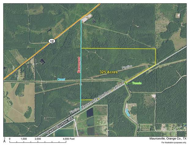 0 Off Hwy 12, Mauriceville, TX 77632 (MLS #84558852) :: Lerner Realty Solutions