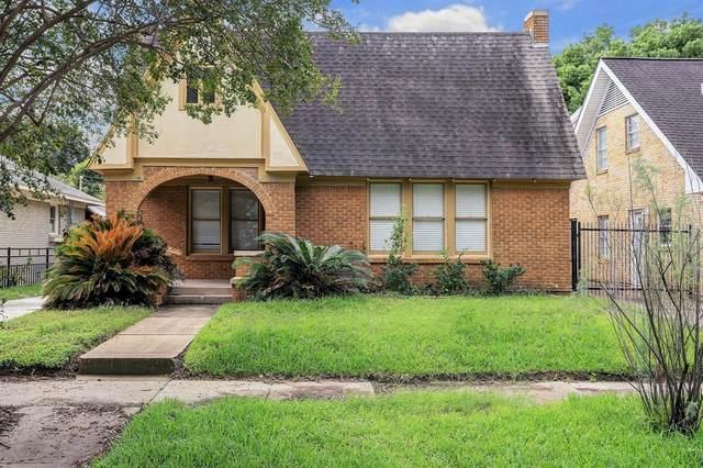806 Sledge Street, Houston, TX 77009 (MLS #84569103) :: The Parodi Team at Realty Associates