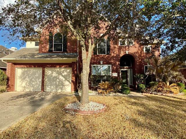 3123 Springdale Drive, Pearland, TX 77584 (MLS #84578125) :: Texas Home Shop Realty