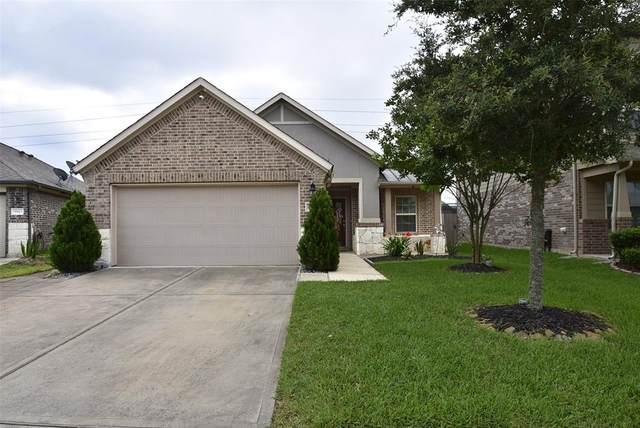 9945 Daisy Field Lane, Brookshire, TX 77423 (MLS #84593698) :: The Bly Team
