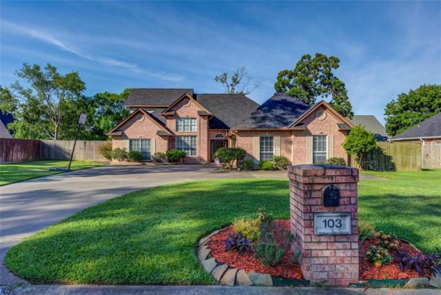 103 Sawgrass Circle Circle, Lufkin, TX 75901 (MLS #84598747) :: Texas Home Shop Realty