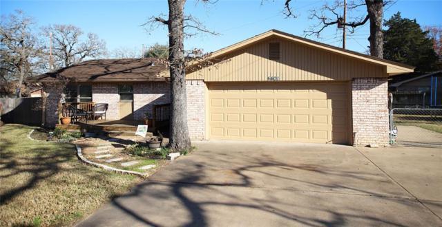 4401 Sherwood Drive, Bryan, TX 77803 (MLS #84603386) :: Grayson-Patton Team