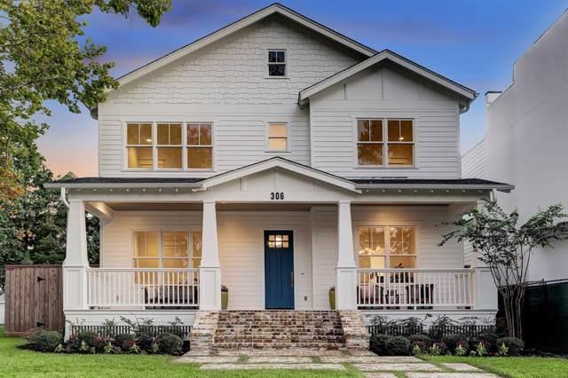 306 Aurora Street, Houston, TX 77008 (MLS #84616477) :: Green Residential