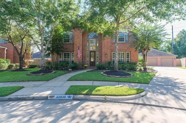 22939 Jamie Brook Lane, Katy, TX 77494 (MLS #84623841) :: The Home Branch