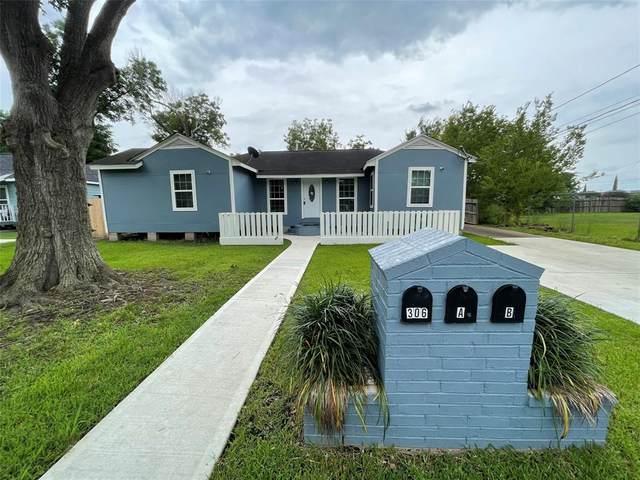306 Willow Street, Pasadena, TX 77506 (MLS #84623998) :: Giorgi Real Estate Group