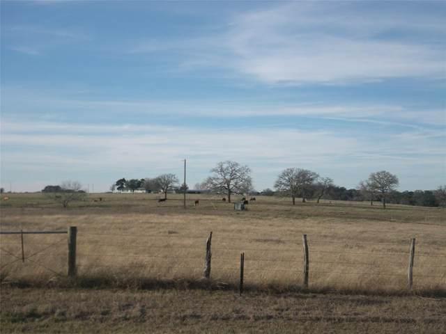 00 Cr 250, Weimar, TX 78962 (MLS #84637826) :: Ellison Real Estate Team