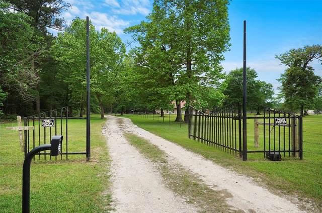 1780 Fm 3460 Road, Shepherd, TX 77371 (MLS #84639027) :: Caskey Realty