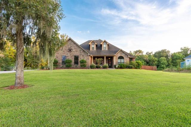 122 Coleman Drive, Angleton, TX 77515 (MLS #84649727) :: The SOLD by George Team