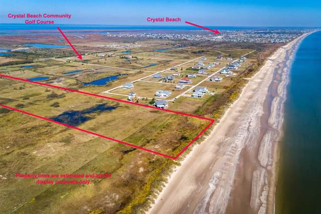 00 Highway 87, Crystal Beach, TX 77650 (MLS #84652153) :: Michele Harmon Team