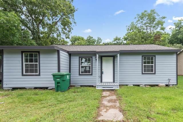 5217 Pederson Street, Houston, TX 77033 (MLS #84655289) :: Keller Williams Realty