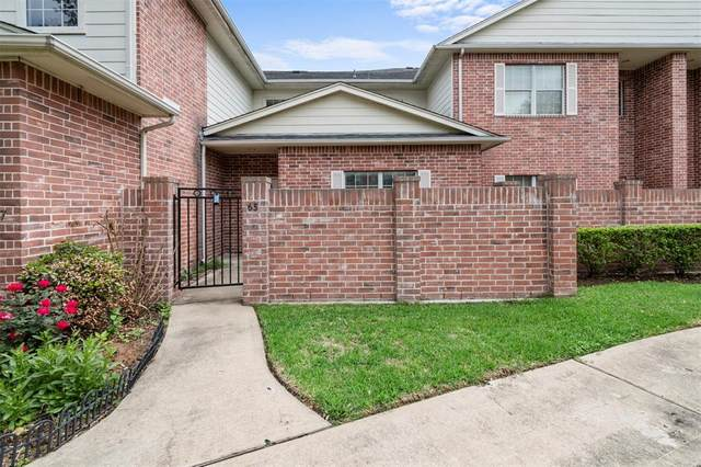 2865 Westhollow Drive #65, Houston, TX 77082 (MLS #84670758) :: Lerner Realty Solutions