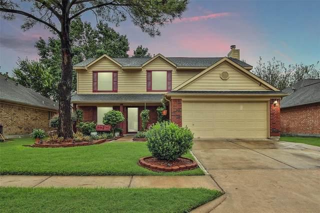 11715 Early Mist Court, Houston, TX 77064 (MLS #84685757) :: The Freund Group