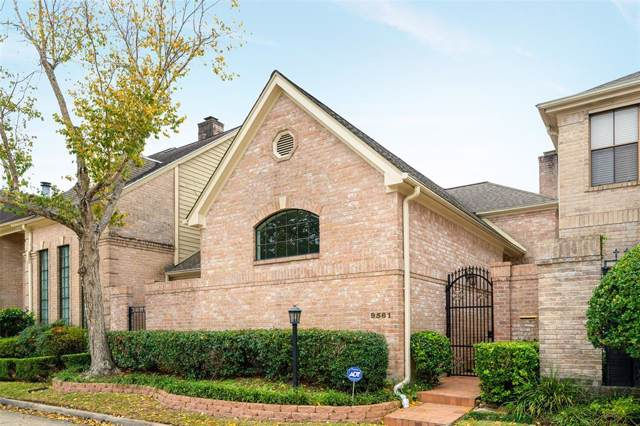 9561 Doliver Drive, Houston, TX 77063 (MLS #84696170) :: Connect Realty