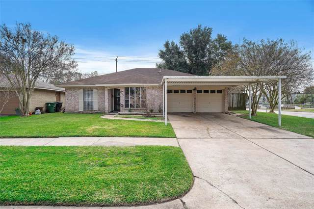 9315 Colleen Road, Houston, TX 77080 (MLS #84707874) :: Texas Home Shop Realty