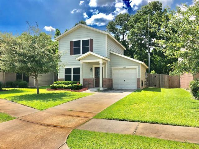 822 Ellerton Lane, Houston, TX 77090 (MLS #84710936) :: Texas Home Shop Realty