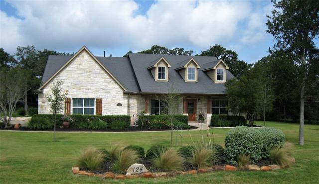 124 Trailblazer Drive, Bastrop, TX 78602 (MLS #84722282) :: Grayson-Patton Team