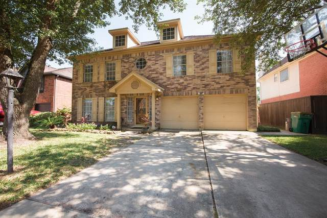 2705 Shauntel Street, Pearland, TX 77581 (MLS #84739029) :: The Freund Group