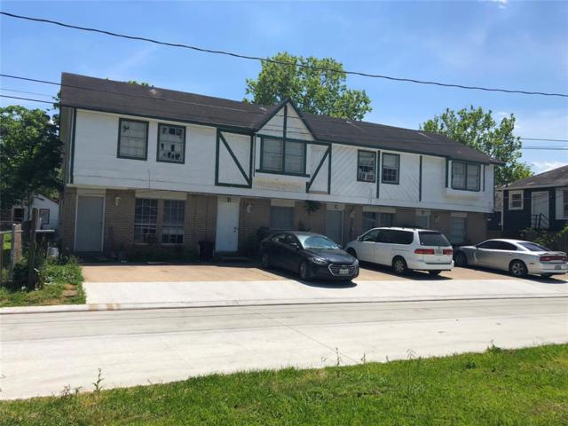 518 6th Street #4, Humble, TX 77338 (MLS #84742320) :: Giorgi Real Estate Group