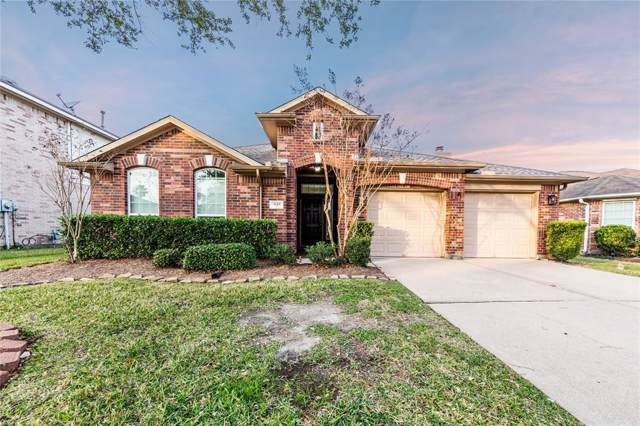 3115 Creek Bank Lane, Pearland, TX 77581 (MLS #84760741) :: Texas Home Shop Realty