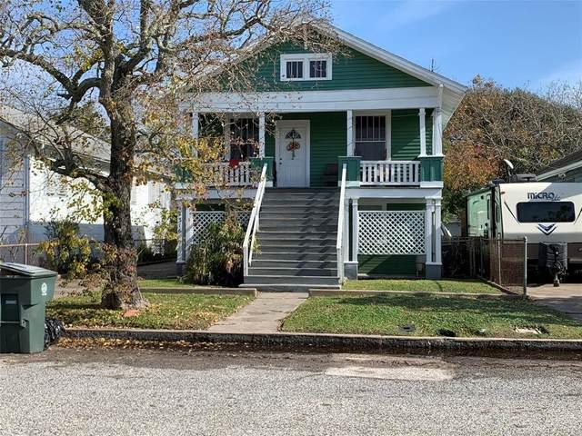 2316 38th Street, Galveston, TX 77550 (MLS #84773768) :: Ellison Real Estate Team