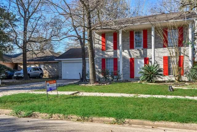 6919 Foxhurst Lane, Humble, TX 77338 (MLS #84775507) :: The Jill Smith Team
