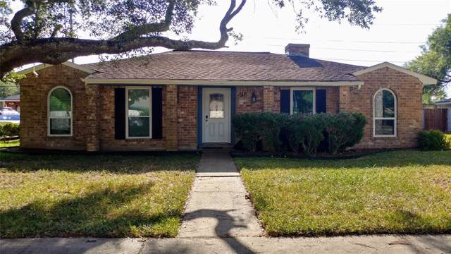 318 Coppersmith Drive, Katy, TX 77450 (MLS #84778822) :: The Heyl Group at Keller Williams