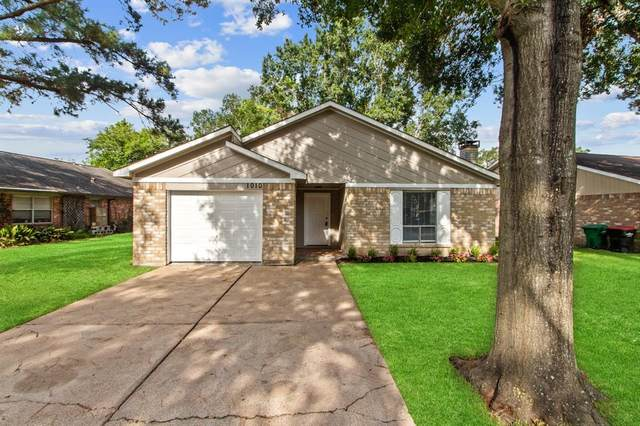 1010 Western Hills Drive, Katy, TX 77450 (MLS #84780734) :: My BCS Home Real Estate Group