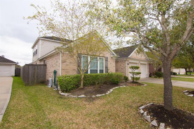 2307 Restless Bay Lane, Pearland, TX 77584 (MLS #84782846) :: Oscar Fine Properties