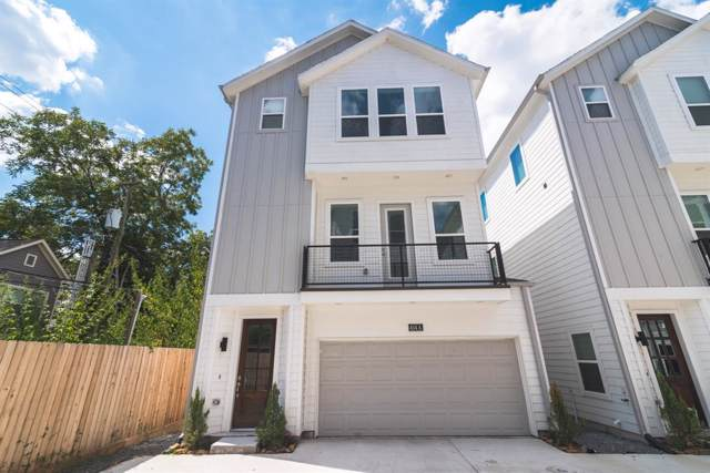 414 W 28th Street A, Houston, TX 77008 (MLS #84785938) :: Texas Home Shop Realty
