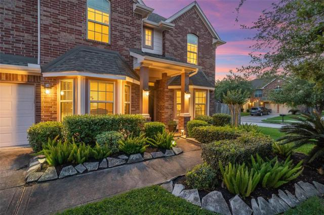 513 Ivory Stone Lane, League City, TX 77573 (MLS #8479210) :: The Bly Team