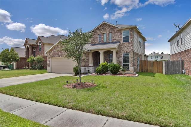 2208 Oak Rise Drive, Conroe, TX 77304 (MLS #84793148) :: The SOLD by George Team