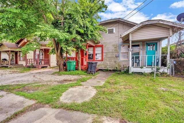 6918 & 6920 Avenue O, Houston, TX 77011 (MLS #84811709) :: Green Residential