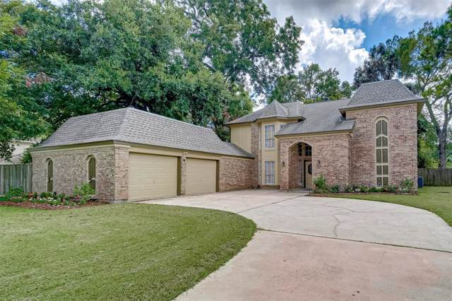 207 Arrowwood Street, Lake Jackson, TX 77566 (MLS #84814537) :: NewHomePrograms.com LLC