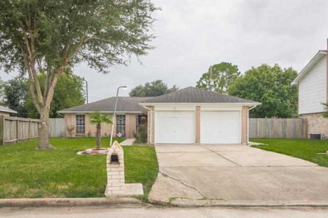 5215 Markwood Lane, Houston, TX 77053 (MLS #84819752) :: Fairwater Westmont Real Estate