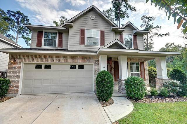 19 Cloud Bank Place, The Woodlands, TX 77382 (MLS #84849938) :: The Home Branch