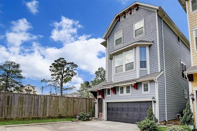 1150 W 17th Street, Houston, TX 77008 (MLS #84850890) :: The Sansone Group