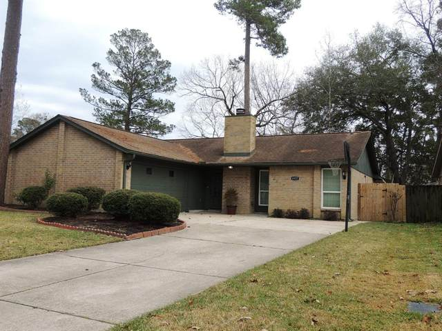 4022 Sherwood Street W, Kingwood, TX 77339 (MLS #84864093) :: Green Residential