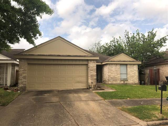 6106 Gladewell Drive, Houston, TX 77072 (MLS #84864366) :: Michele Harmon Team