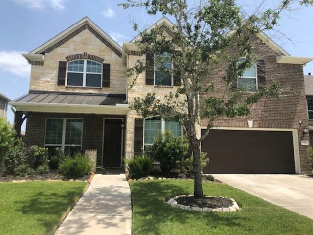 7423 Woodward Springs Drive, Pearland, TX 77584 (MLS #84865820) :: Phyllis Foster Real Estate