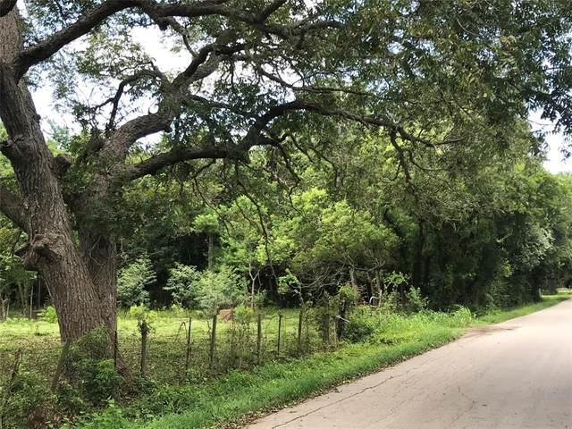 00 Wayne Johnson Avenue, Hitchcock, TX 77563 (MLS #84868241) :: The Freund Group