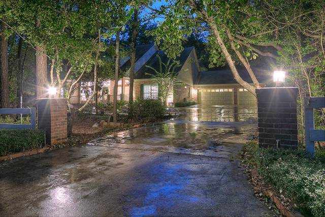 6123 Canyon Creek Lane, Conroe, TX 77304 (MLS #84872235) :: The Home Branch