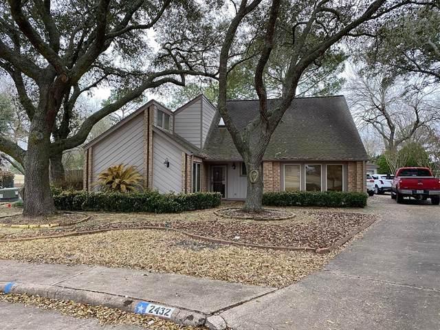 2432 Cork Circle, Pearland, TX 77581 (MLS #84873062) :: Homemax Properties
