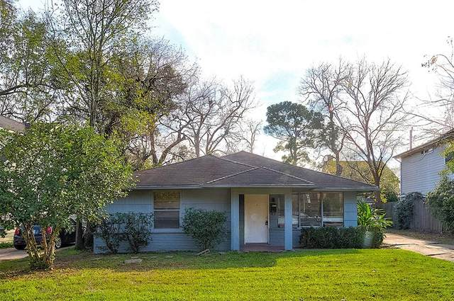 4639 Spruce Street, Bellaire, TX 77401 (MLS #84874726) :: All Cities USA Realty